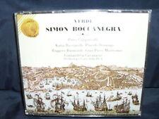 Verdi - Simon Boccanegra -Cappuccilli / Ricciarelli / Domingo -2CD-Box