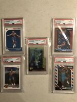 NBA Hot packs loaded with rookies, numbered parallels, Autos And PSA 10 Slabs!!!