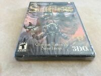 Shifters (Sony PlayStation 2, 2002) PS2 NEW