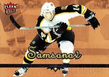 2005-06 Ultra Gold #21 Sergei Samsonov
