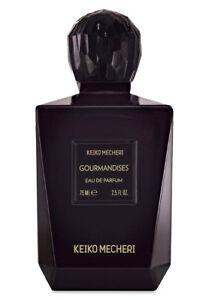 Keiko Mecheri 'Gourmandises' Eau De Parfum 2.5oz/75ml New In Box