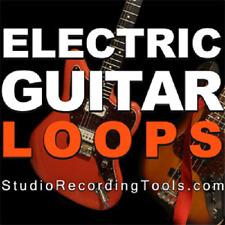 ELECTRIC GUITAR LOOPS Wav SAMPLES Funk Blues RnB r&b SOUNDS RHYTHM Royalty Free