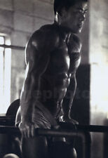 1965 Vintage MALE SEMI NUDE Japan Asian Bodybuilder Photo Art TAMOTSU YATO 11x14