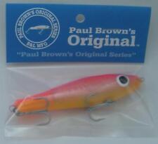 """L&S Mirrolure Or-98 Paul Brown Original Mirrolure 3-5/8"""" 3/4 Oz 20819"""