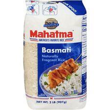 MAHATMA Basmati White Rice (2lbs)