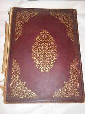 1840 Finden's Tableaux The Iris of Poetry Prose & Art Book Engravings Prints