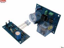 Kemo B213 INFRAROSSI FOTOCELLULA Trasmettitore/Ricevitore 50m KIT Progetto Elettronico