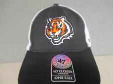 a530f90cf9ef3b New Cincinnati Bengals Mens Adult Size OSFA '47 Brand Stretch Fit Cap Hat  $28