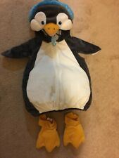 Baby Pinguine Costume good for toddler and baby 6 month -18 month great condiito