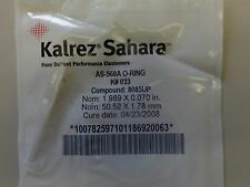 Dupont Kalrez AS-568A O-Ring K#033 Compound 8085UP