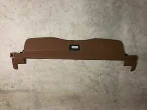 PORSCHE CAYENNE REAR HATCH TRUNK CARGO COVER [SAND BEIGE] 2004-2010