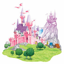 Magical Princess Scene Setter Add-on Prop Decoration - FAIRYTALE CASTLE