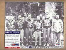 PSA/DNA Richard Cole Doolittle Raiders Autographed 8x10 Photo Autograph Picture