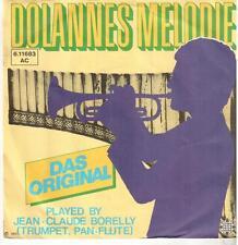 """<4212-19> 7"""" Single: Jean-Claude Borelly - Dolannes Melodie (Trompet)"""