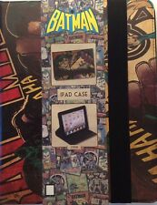 Batman - Vintage Art Tri Fold iPad Case New  With Tag RRP £ 24.99