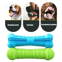 Dog Toothbrush Pet Brushing Stick Teeth Cleaning Chew Toys Dog Pet Oralcare fgd