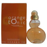 AZZARO ORANGE TONIC EAU DE TOILETTE EDT 50ML RARE INTROUVABLE 1.6 OZ