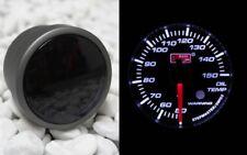 Indicador Temperatura Aceite fumar LINE BLANCO 52mm T 28mm Motor Stepper +
