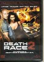 DEATH RACE 2 - versione noleggio - DVD NUOVO sigillato
