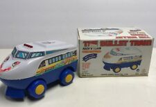 Vintage Cheng Ching Toys The Bullet Train Rare Walks And Shakes! S4