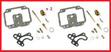 KR Carburetor Carb Rebuild Repair Kit x2 KAWASAKI KZ 750 B / Z 750 B Twin 76-79