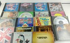 Lot of 18 Soundtrack CDs - Disney, Michael, Wonder Years, Now & Then, Dick Clark