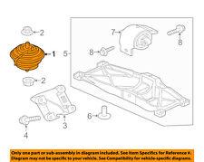 JAGUAR OEM 11-15 XJ-Engine Motor Mount Torque Strut C2D2745