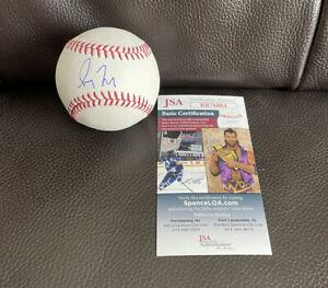 Greg Maddux Signed Official MLB Baseball + JSA Coa Atlanta Braves