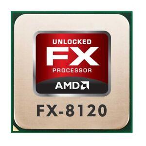 AMD FX Series FX-8120 (8x 3.10GHz) FD8120FRW8KGU CPU Sockel AM3+   #29177