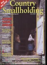 COUNTRY SMALLHOLDING MAGAZINE - June 2002