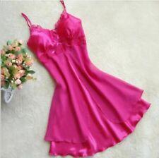 Sexy Women's Satin Short Camisole Set Silk Sleepwear Nightwear Pajama Cami Set