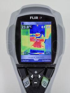 FLIR i7 Thermografiekamera - Topzustand