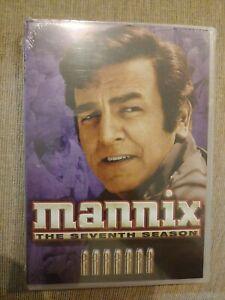 Mannix: The Seventh Season (DVD, 2012, 6-Disc Set)