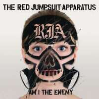 New: THE RED JUMPSUIT APPARATUS - Am I The Enemy CD