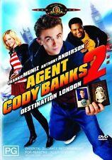 Agent Cody Banks 02 - Destination London (DVD, 2005)EX RENTAL I CAN POST DISC CA