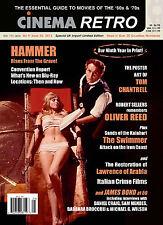 CINEMA RETRO ISSUE #25 JAMES BOND 50TH ANNIVERSARY TRIBUTE ; SKYFALL PREMIERE