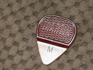 Vintage molded Martin guitar pick new old stock  Brown
