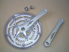 Shimano Sora fc-3304 manivela 3x8-especializada 52/42/30 guardacadena incl. manivela tornillos