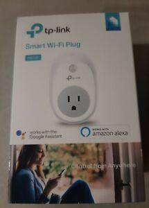 TP-Link Smart Wi-Fi Plug Control from anywhere Alexa Google Home HS100 Kasa App