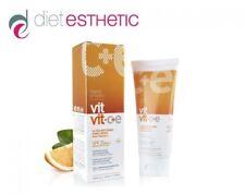 VIT Vit C + E Pelle aufheller crema mani vitamina sbiancanti + ACIDO IALURONICO 100 ML