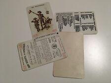 1917 BOY SCOUT BSA RIVET CORNER MEMBERSHIP CARD 101 Years Old