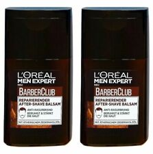 (4,78€100ml) 2x LOréal Men Expert BarberClub reparierender After-Shave Balsam
