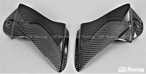 Aprilia RSV4 Side Panels - Carbon Fiber