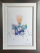 Andy Warhol - Committee 2000 - Hand-signed Screenprint on Lenox Museum Board