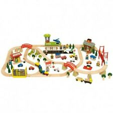 Big Jig Toys - Transportation Train Set