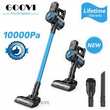 ONSON 10Kpa Cordless Vacuum Cleaner Handheld Stick Upright Vacuum LED Brush 2IN1