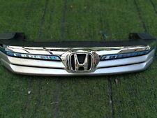 JDM Genuine Honda Civic FB 9th Hybrid  Sedan Front Radiator Grille Emblem 2012