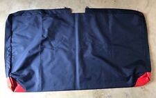 Navy Blue Red Massage Table Zippered Cover Bag 50x28x4