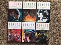 Aliens Omnibus Set Volume 1 2 3 4 5 6 Full Collection 1-6