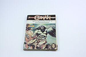 CONAN #3 - Turkish Comic Book - 1990s - Very Rare - BARBARIAN